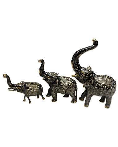 فیل برنجی 12 اینچ